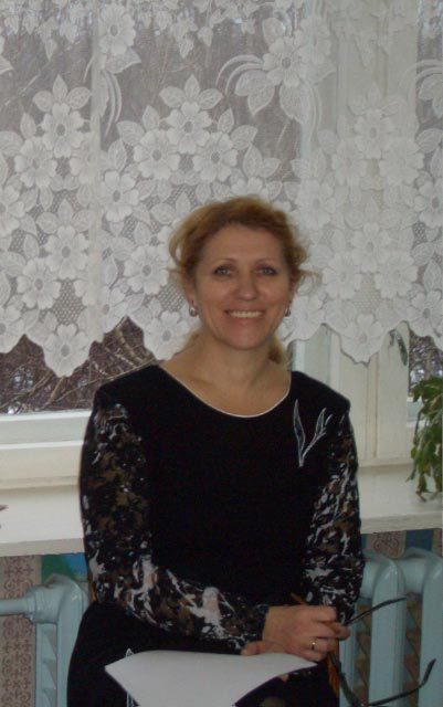 Овчинникова Наталья Фёдоровна