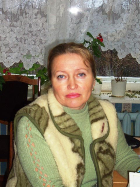 Панкрушкина Людмила Александровна