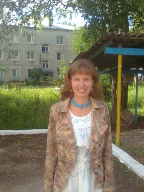 Лошкарёва Оксана Николаевна