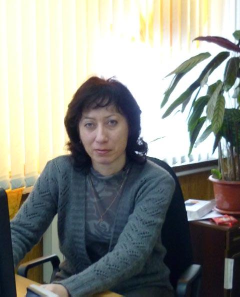 Соловьёва Марина Вениаминовна